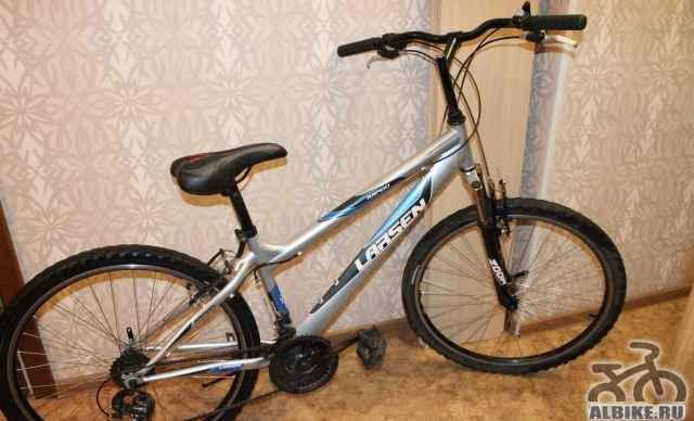 Велосипед горный Larsen Рапидо - Фото #1