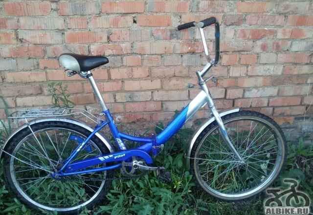 Продается велосипед стелс в хорошем состоянии