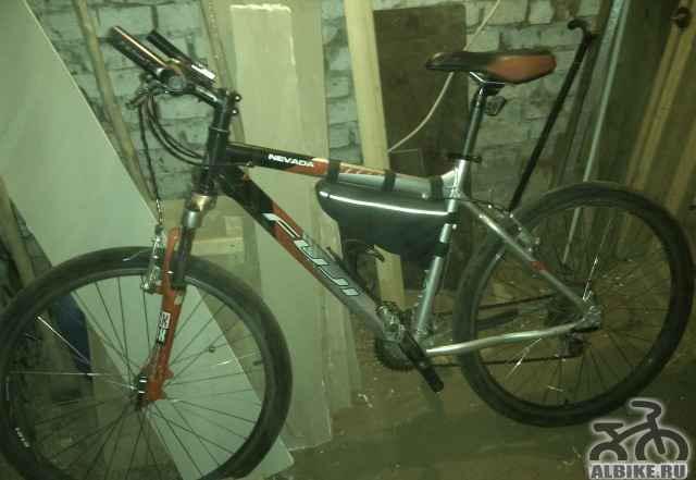 Велосипед fuji nevada - Фото #1