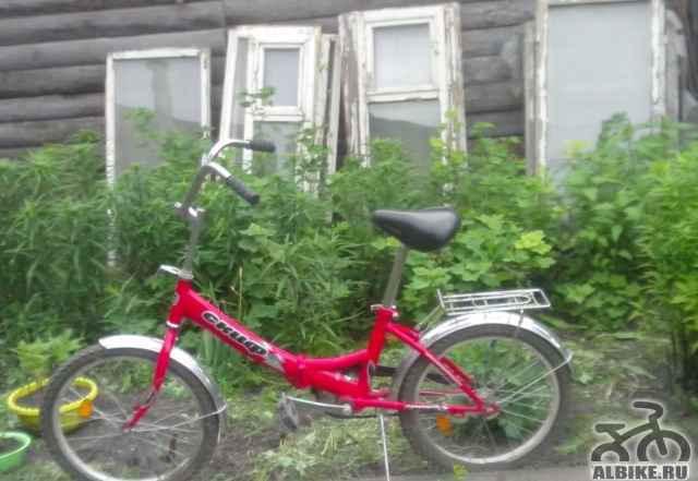 """Велосипед дорожный хорошего состояния """"скиф"""" - Фото #1"""