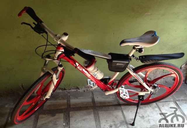 Велосипед БМВ х5 для спорта, жизни и удовольствия - Фото #1