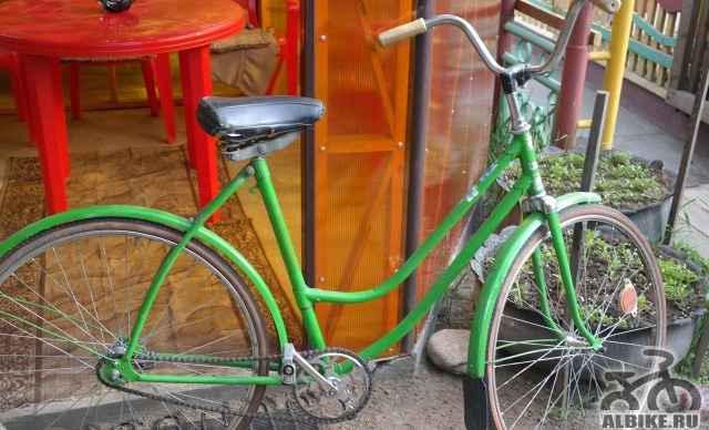 Дамский велосипед раритет - Фото #1