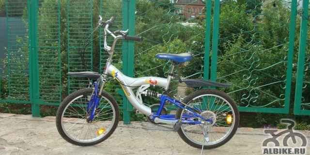 Велосипед 6-12 лет - Фото #1