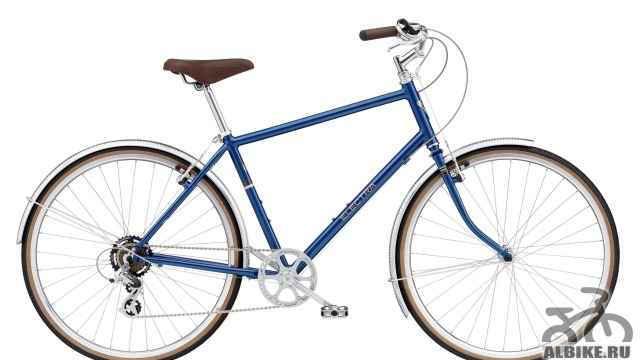 Продам велосипед Электра Ticino 7D Миднайт Blue - Фото #1