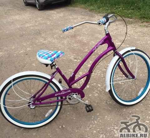 Велосипед del sol новый - Фото #1