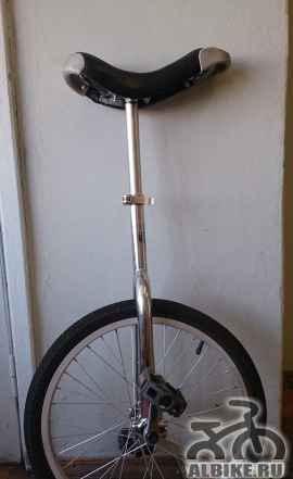 Уницикл (одноколёсный велосипед) - Фото #1