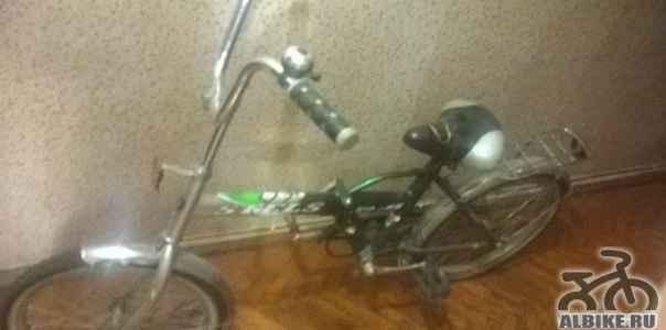 Продаю раскладной велосипед в хорошем состоянии - Фото #1