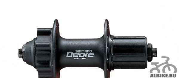 Задняя втулка Shimano Deore - Фото #1