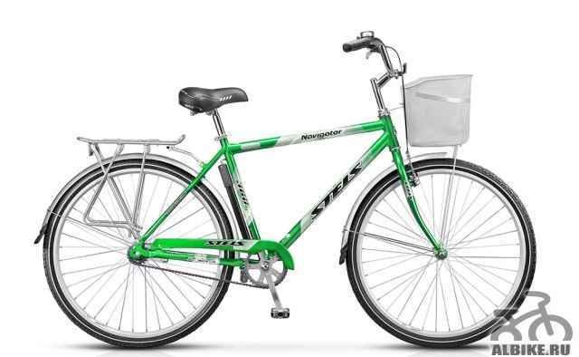Велосипед стелс Навигатор 360
