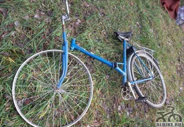 Велосипеды Универсал и Кама - Фото #1