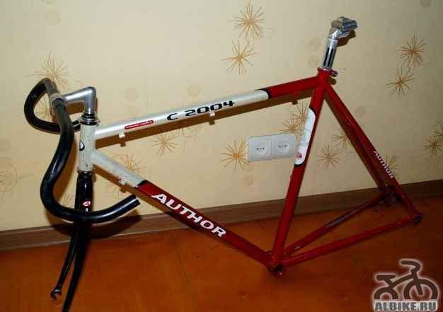 Велосипедная рама Author C2004 - Фото #1