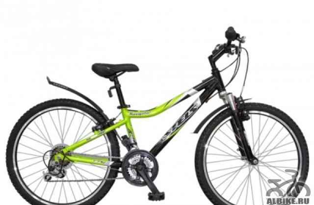 Велосипед подростковый Стелс Навигатор 420 - Фото #1