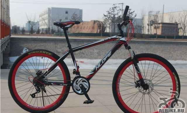 Продам новый велосипед hlofe - Фото #1
