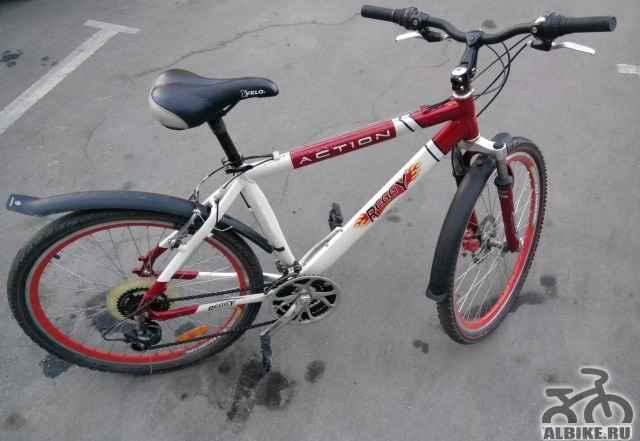 Велосипед регги - action - Фото #1