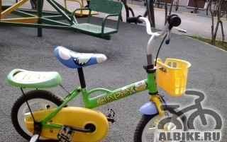 Детский велосипед для ребенка 3-х лет - Фото #1