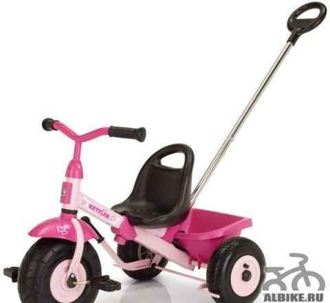 Детский велосипед Kettler Happytrike Air Старлет