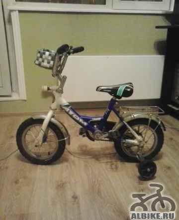 Детский велосипед Атом Lizaro - Фото #1