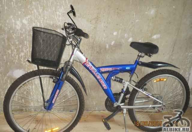 Велосипед горный Challendger Mission Lux