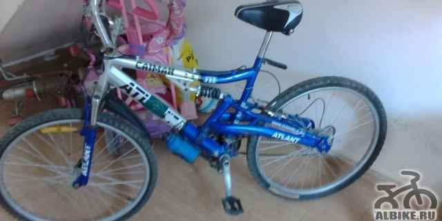 Продаю велосипед Атлант - Фото #1