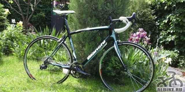 Продается шоссейный велосипед Bianchi Vertigo сроч - Фото #1
