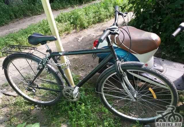 """Велосипед винд CTB man 28"""" 6 скоростей"""