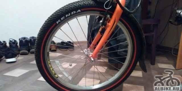 Электровелосипед 500W 48V Складной - Фото #1