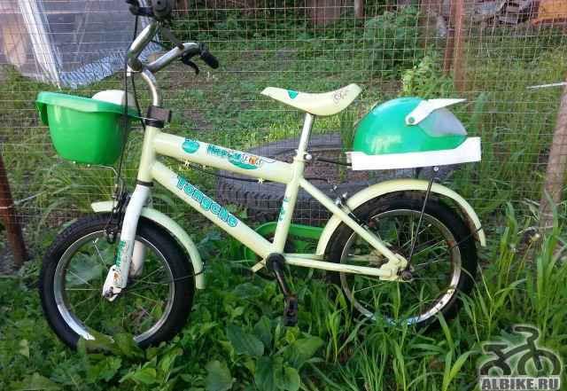 Велосипед для ребенка 3-7 лет - Фото #1