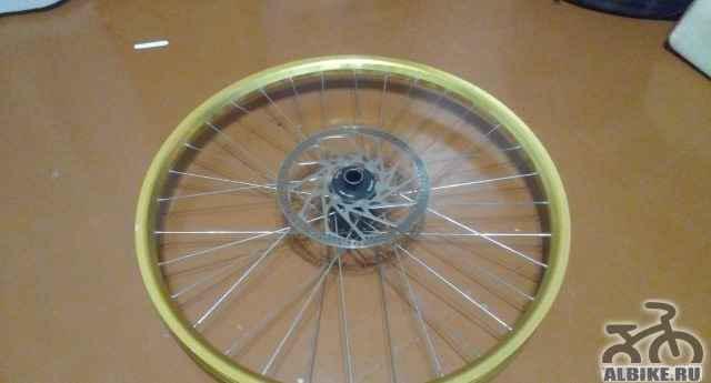 Породам колесо - Фото #1