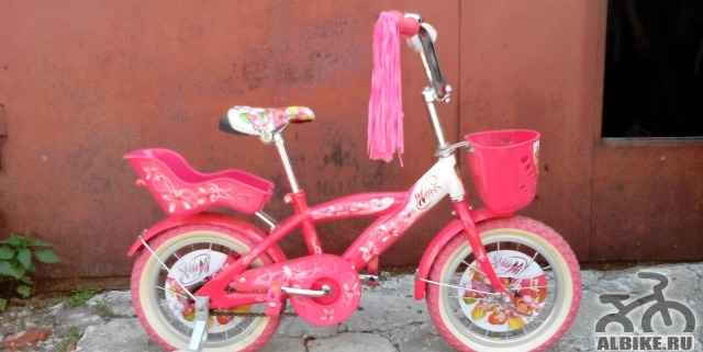 Велосипед детский Навигатор winx роз 14д - Фото #1