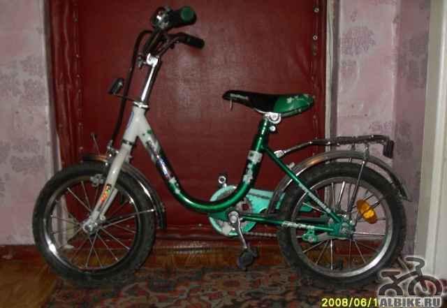 Велосипед для мальчика от 3 до 5 лет - Фото #1