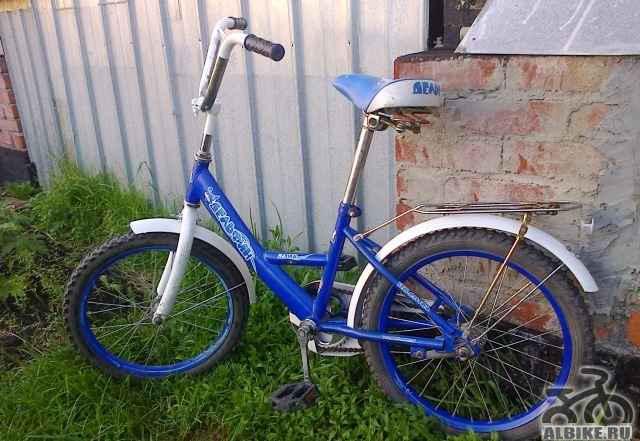 Велосипед детский Дельфин - Фото #1