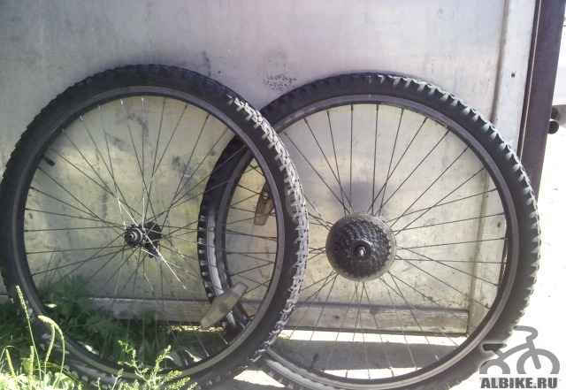 2 колеса 26х1.95 - Фото #1
