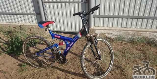 Горный велосипед Джип Чероки - Фото #1