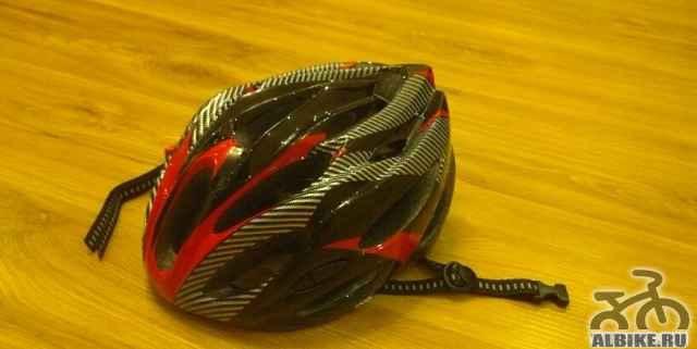 Велошлем, шлем велосипедный - Фото #1