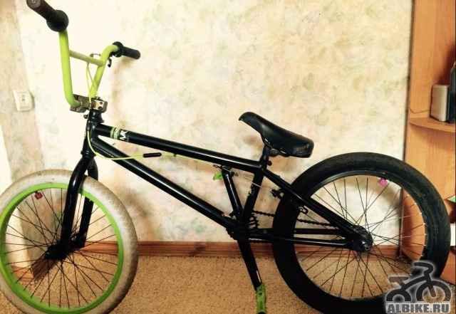 Велосипед bmx Mirraco