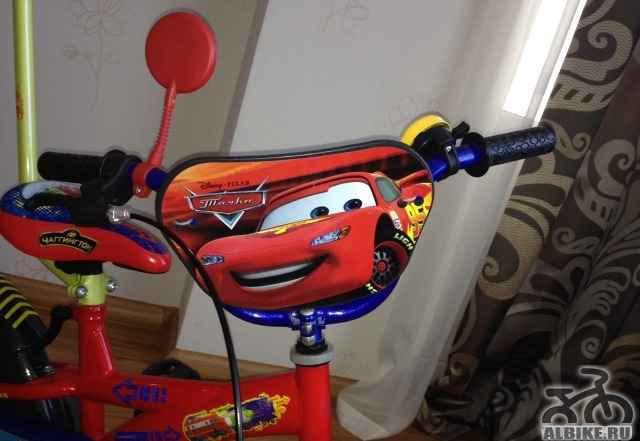 Детский велосипед Disney - Фото #1