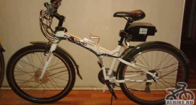 Электровелосипеды - Фото #1
