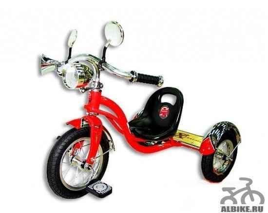 Детский велосипед - чоппер рич байк