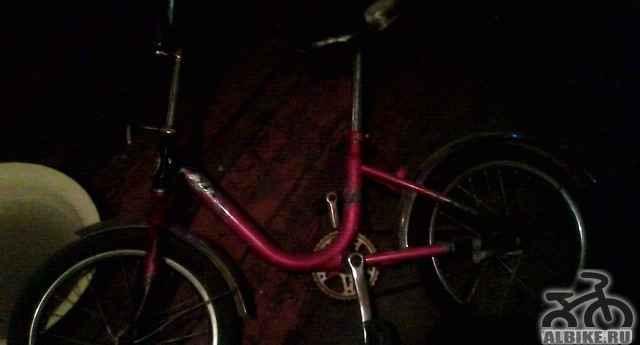 Велосипед для девочки 4-8лет