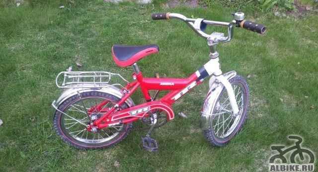 Велосипед Зебра TR - Фото #1