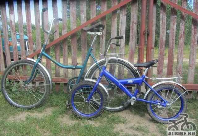 Велосипед детский 3 - 9 лет - Фото #1