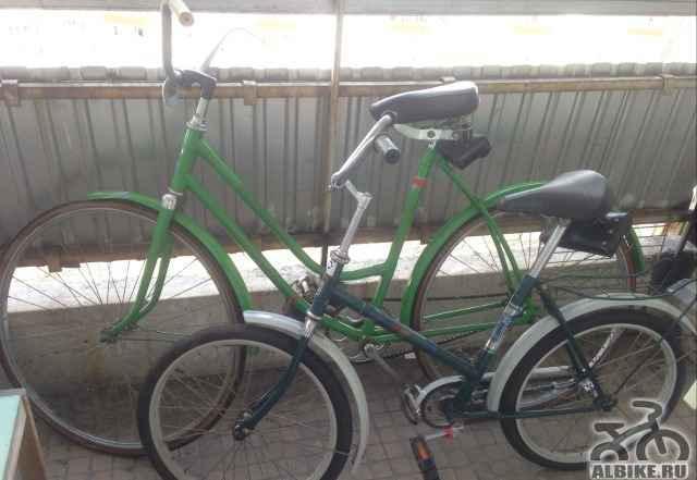 Советские велосипеды - Фото #1