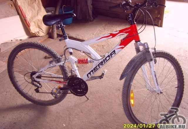 Велосипед Merida s3000 - Фото #1
