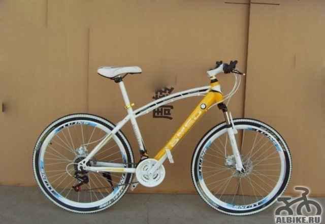 БМВ X2. Модный велосипед для езды - Фото #1