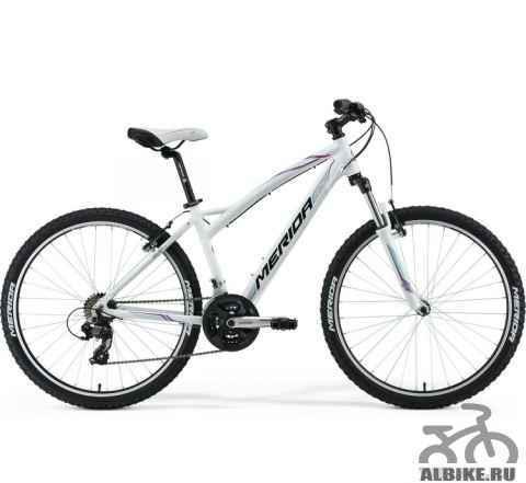 Велосипед Merida Juliet 10-V - Фото #1