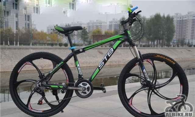 STB. Отличный велосипед для катания - Фото #1