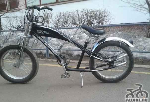 Продам Велосипед GT Orange County Choppe - Фото #1