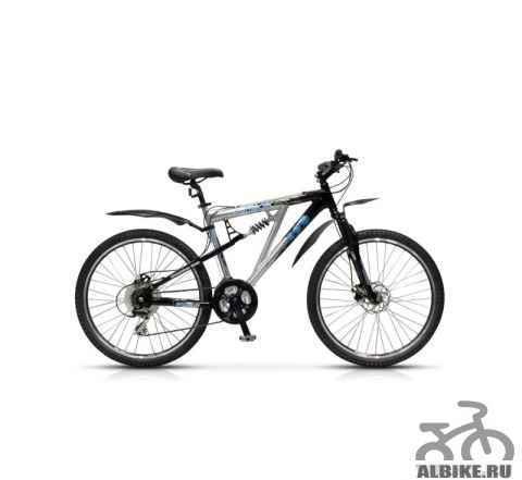 Велосипед Стелс новый в упаковке дисконт