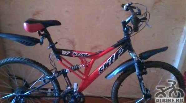 Продам Велосипед скиф стинг 07 - Фото #1