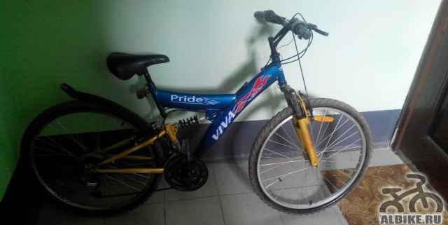 Горный велосипед вива прайд - Фото #1